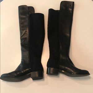Charles by Charles David Over-the-Knee Boots Black